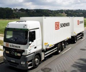 """DB Schenker zavádí """"zelené"""" přepravní spojení napříč Evropou"""