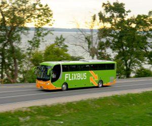 Autobusy FlixBus v létě do Chorvatska