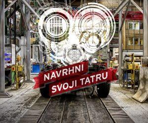 """Soutěž """"Navrhni svoji Tatru"""" zná vítěze"""
