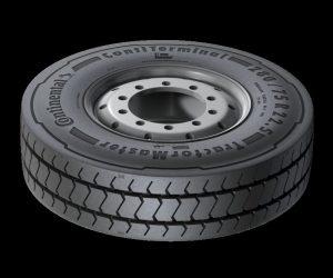 Continental spouští výrobu pneu TractorMaster v rozměru 280/75 R 22.5