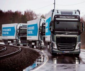 Kamiony pojedou v konvoji