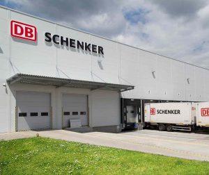 DB Schenker otevřel v Ústí nad Labem logistické centrum