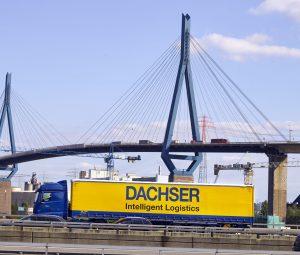 DACHSER spustil novou linku do Rakouska