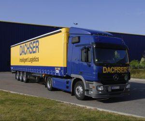 Dachser prohlubuje spolupráci se skupinou Siemens