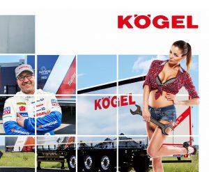 Truck-Grand-Prix 2017 – Kögel to rozbalí na stánku R27