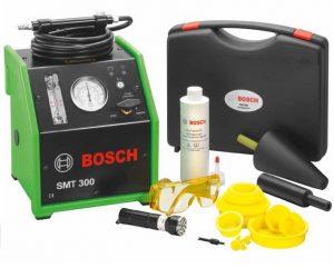 Bosch SMT 300 najde netěsnosti v sacím i výfukovém traktu