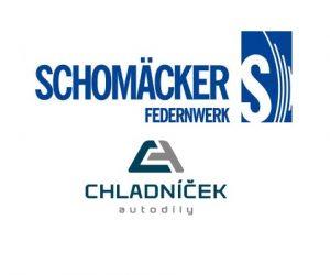 """""""Pera"""" Schomäcker u CHLADNÍČEK autodíly"""