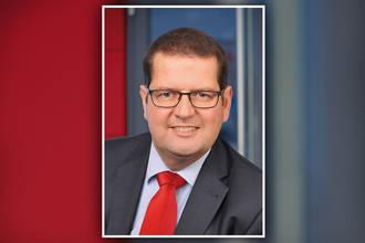 Jens Schroth, vedoucí prodeje pro region DACH u společnosti Kögel