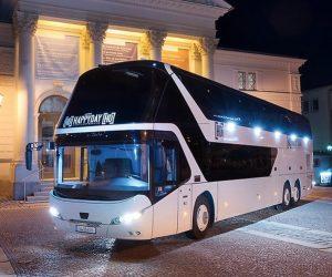 Speciální lůžkový autobus