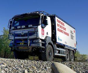 Renault Trucks a WFP: zpátky z Ugandy