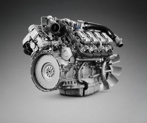 Motory společnosti Scania poslední generace Euro 6 V8 snižují spotřebu paliva