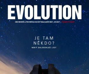 Vyšlo nové číslo magazínu společnosti SKF – Evolution 3.2017