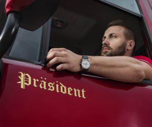 Limitovaná edice hodinek PRIM Präsident