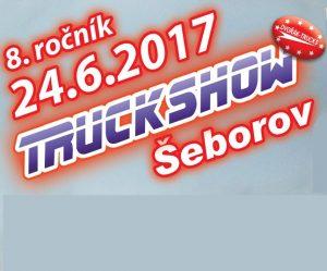 8.ročník TRUCKSHOW Šeborov