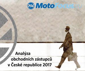 Analýza obchodních zástupců v České republice 2017