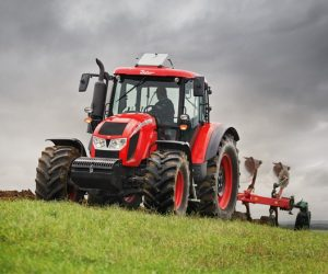 ZETOR na Royal Highland Show ve Skotsku