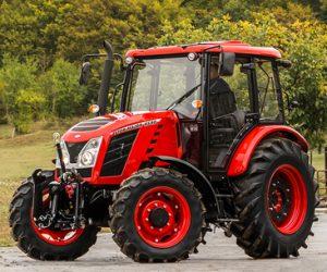 ZETOR představí nový model Major HS