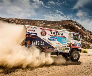 Silk Way Rally – 10. etapa pro Kolomého
