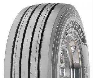 Goodyear uvádí protektory na návěsové nákladní pneumatiky pro vysoké zatížení