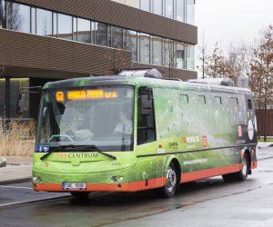 První pražské bezplatné elektrobusy přepravili 600 tisíc pasažérů