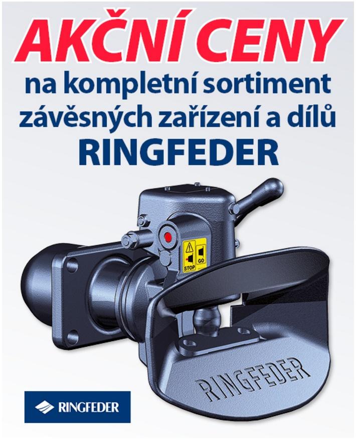 Akční ceny na sortiment RINGFEDER