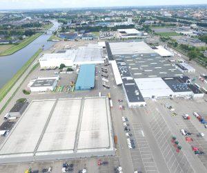 Scania bude mít největší střechu pokrytou solárními panely