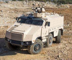 Armáda ČR nakoupí obrněná vozidla TITUS na podvozku TATRA
