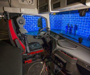 Ladění dokonalého zvuku nákladního vozidla