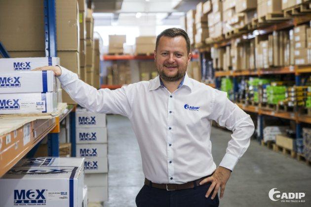 Ing. Robert Šulák, výkonný ředitel společnosti ADIP