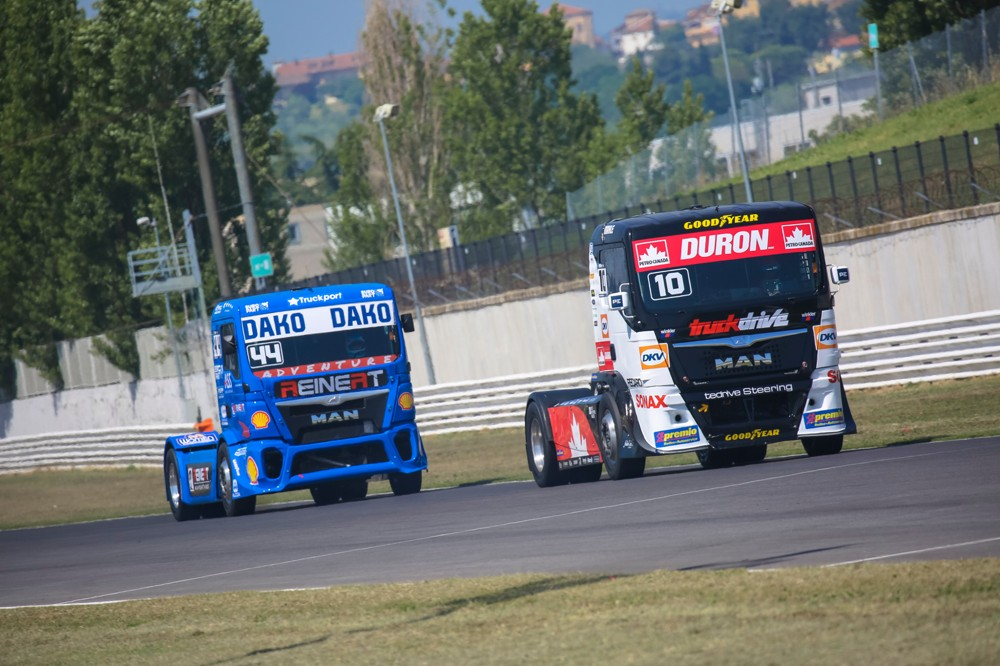 Závod tahačů Czech Truck Prix