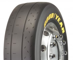 Jak Goodyear vyvíjí pneumatiky pro závody tahačů?
