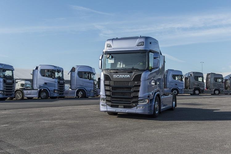 Nákladní vůz Scania