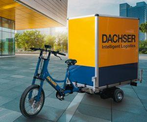 Balík nástrojov pre mestskú logistiku od Dachseru