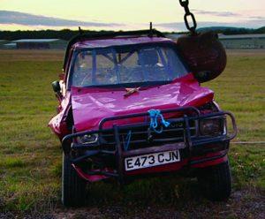 Nezničitelná Toyota Hilux z pořadu Top Gear má nové využití