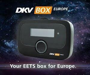 DKV BOX EUROPE pro celoevropské vyúčtování mýtného dodá Siemens