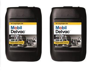 ExxonMobil modifikoval oleje Mobil Delvac