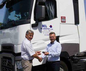 60. model RENAULT TRUCKS T pro BC Logistics