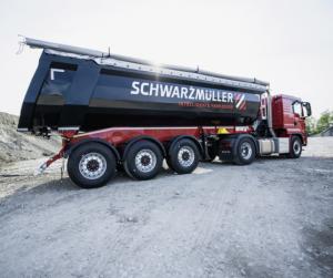 SCHWARZMÜLLER přechází ve svých výrobních závodech na průběžnou výrobu