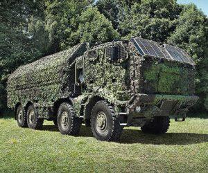 Ukázková spolupráce zbrojařských firem