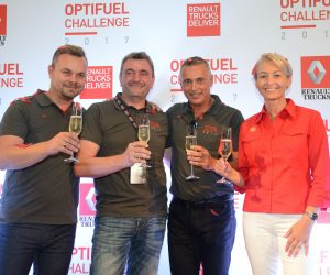 Českým šampiónem Optifuel Challenge 2017 se stal Josef Lux