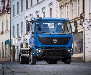 AVIA MOTORS bude spolupracovat na nové generaci užitkových elektromobilů