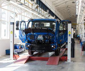 Slavnostní odhalení vozů AVIA emisní třídy EURO 6