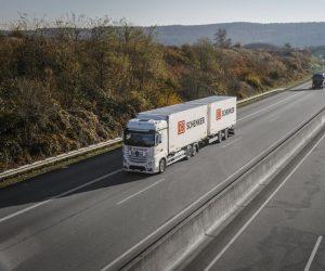 DB Schenker propojuje 38 evropských zemí
