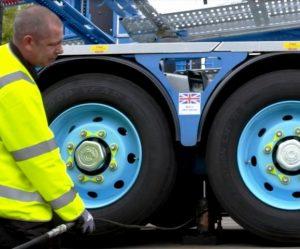 Goodyear vyvinul nové unikátní návěsové pneumatiky na míru