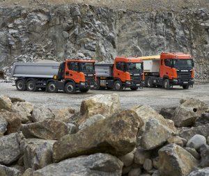 Scania útočí na stavební segment