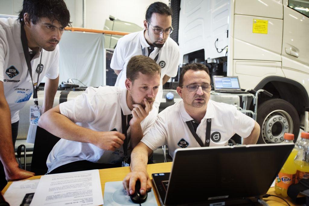 """""""Díky spolupráci všech členů týmu je VISTA dokonalým nástrojem, jak dát lidem pocítit, že jsou členy celosvětového týmu poskytujícího ty nejlepší servisní služby,"""" dodává Claes Nilsson."""