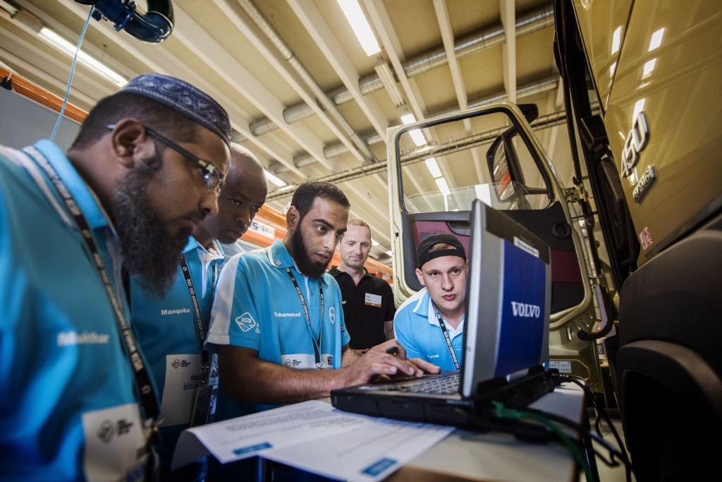 Soutěž přiláká pravděpodobně přes 18 tisíc servisních zaměstnanců z celosvětové sítě autorizovaných servisů a Truck Center Volvo