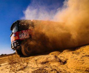 Závada zhatila šanci na obhajobu vítězství v Rally OiLibya