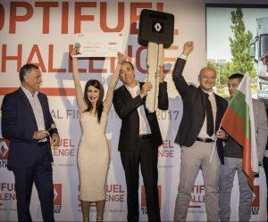 Bulharsko vyhrálo mezinárodní finále Optifuel Challenge