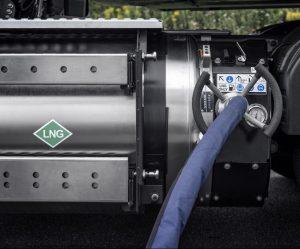 Volvo: Zkapalněný plyn jako alternativa pohonu pro těžkou přepravu